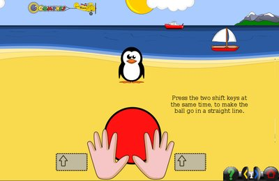 screenshot ballcatch